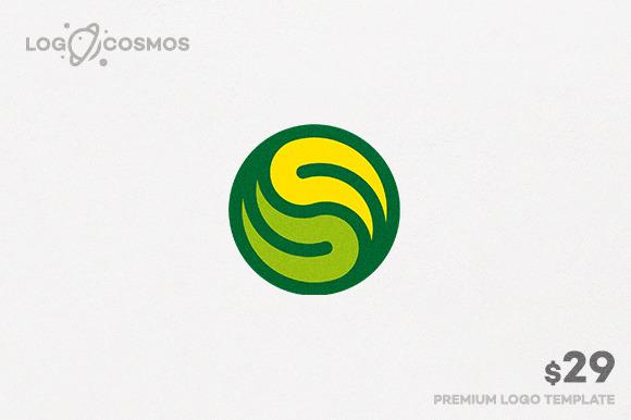 Symball Ball Symbol Logo