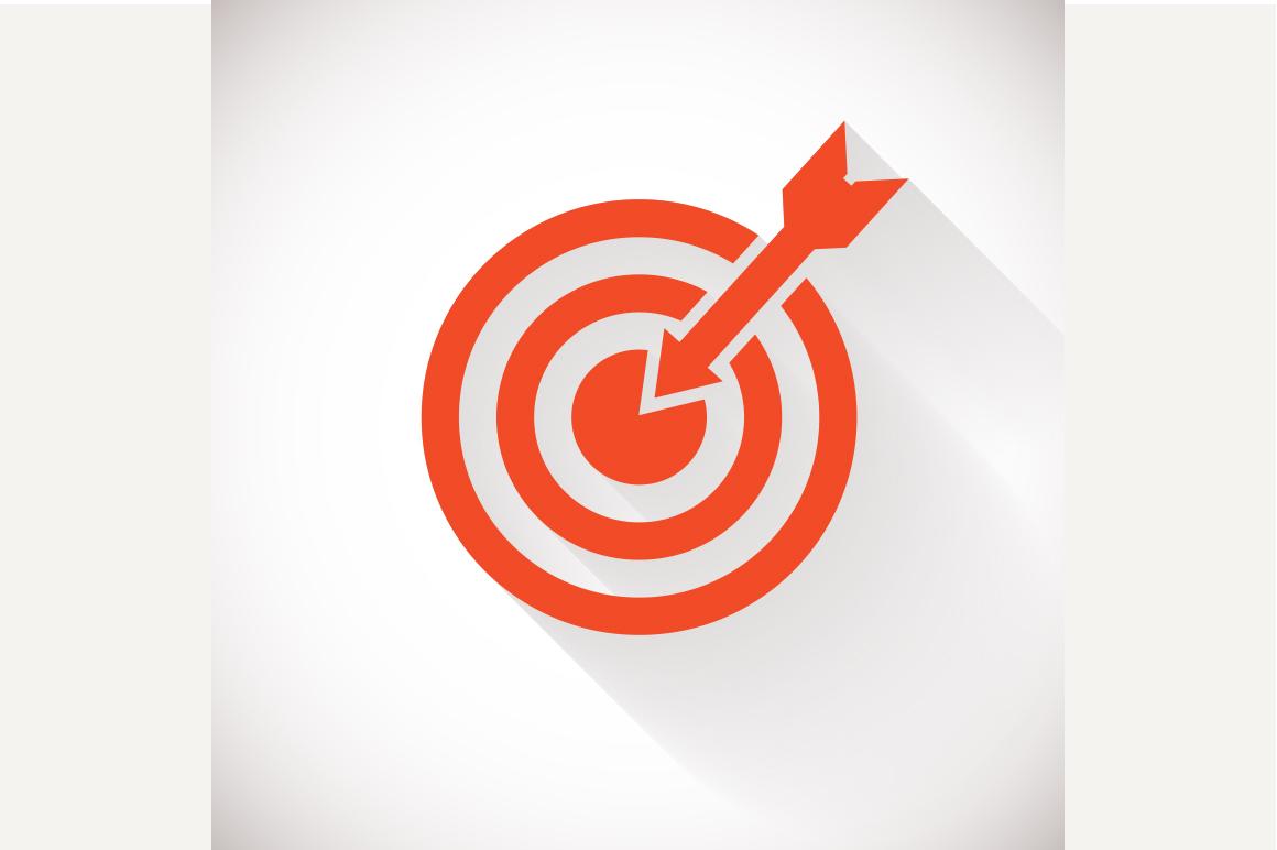 target icon  target logo concept