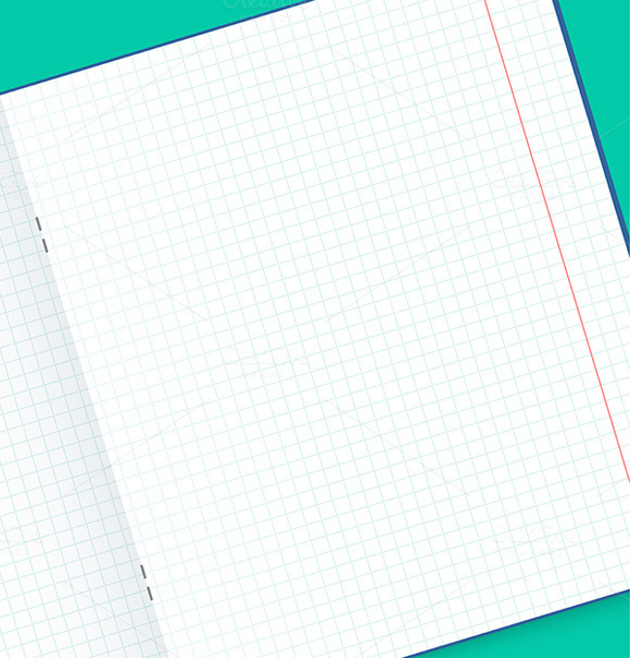 Template Notebook For Design Handmad