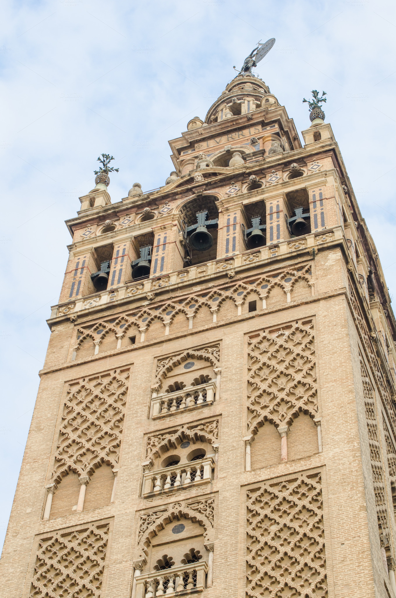 The Giralda in Seville, Spain. ~ Architecture Photos on ...