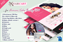 Hair Care Salon/Beauty PSD -Graphicriver中文最全的素材分享平台