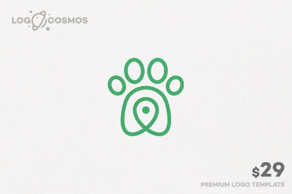 Pet Locator Logo