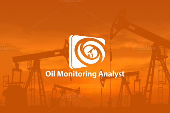 Oil Monitoring Logo