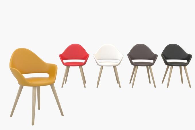 Soft-L Armchair