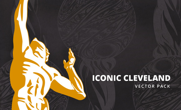 Iconic Cleveland Vector Pack
