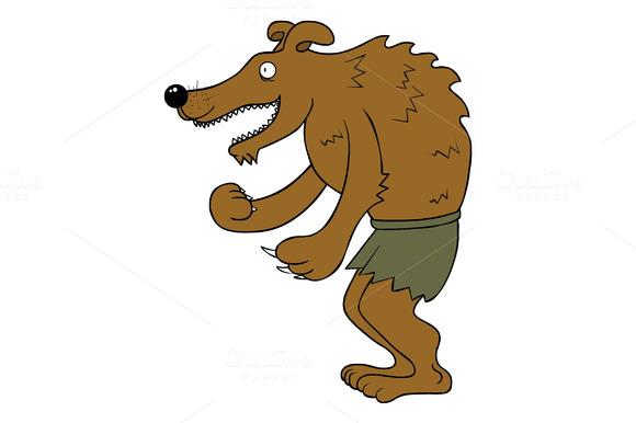 Happy Werewolf