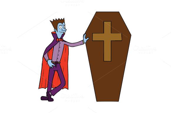 Vampir Coffin