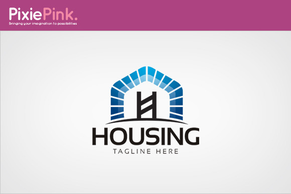 Housing Logo Template