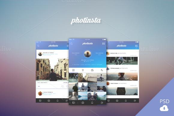 Photinsta App