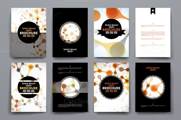 Brilliant Brochures In DNA Style