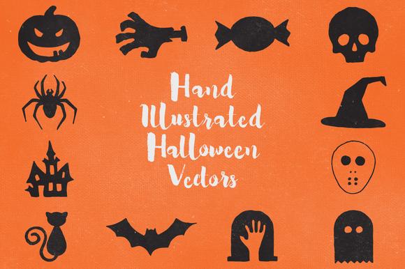 Halloween Vector Pack