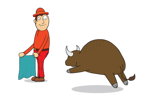 Challenging Buffalo
