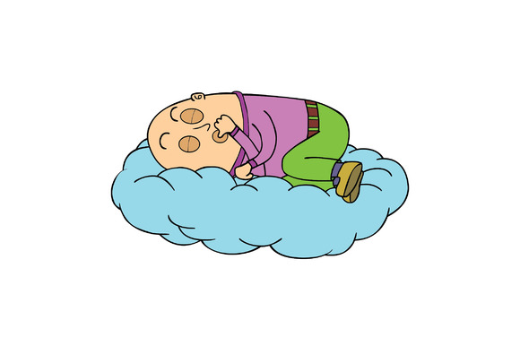 Sleeping On Cloud