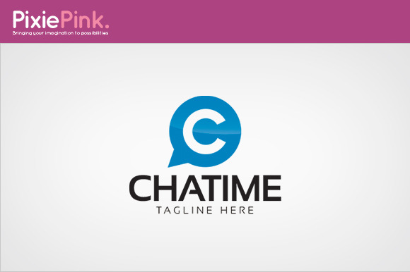 Chatime Logo Template