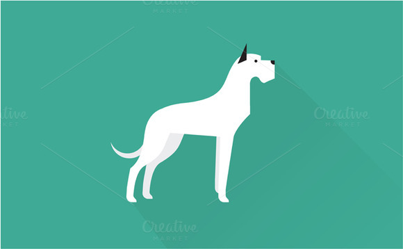 Great Dane Graphics Photo Frames Templates Free Download