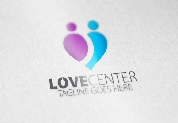 Love Center Logo