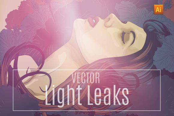 Vector Light Leaks