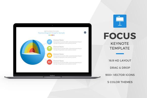 Focus Keynote Template