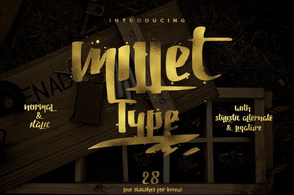 Millet Typeface