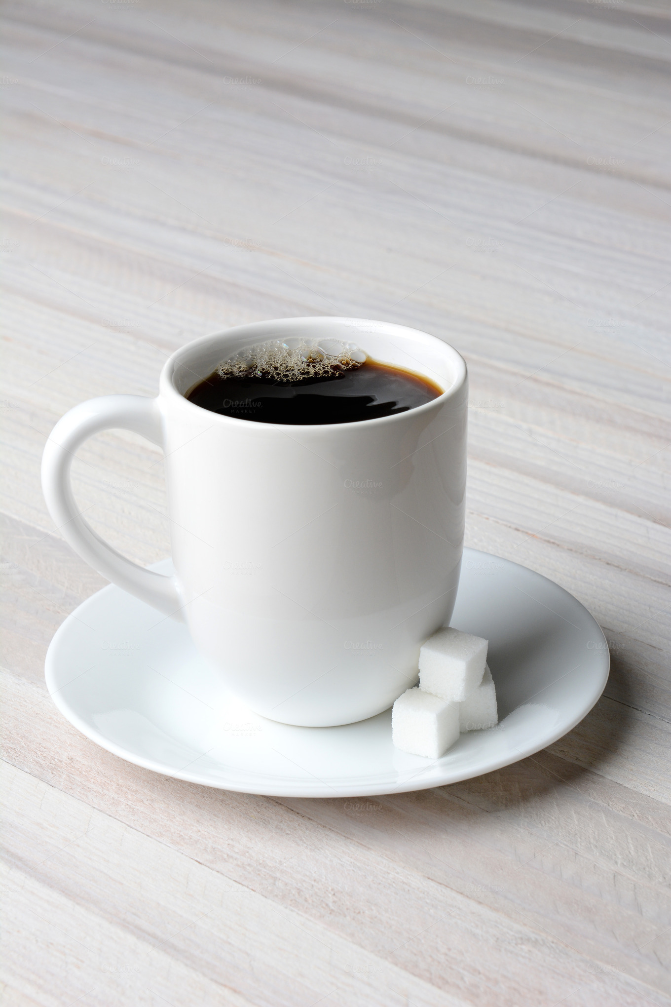 Coffee And Sugar Cubes Food Amp Drink Photos On Creative