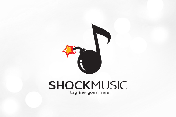 Shock Music Logo
