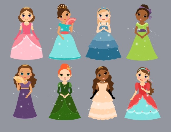 Beautiful Princesses