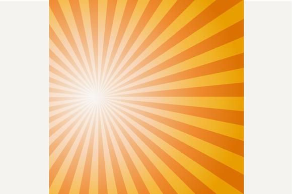 Sun Sunburst Pattern. Vector illustr - Graphics