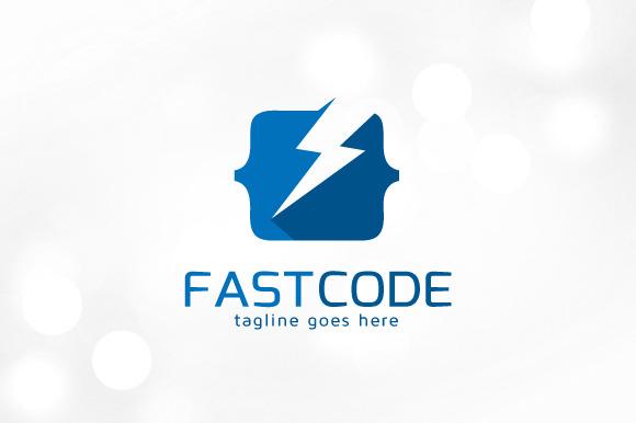 Fast Code Logo Template