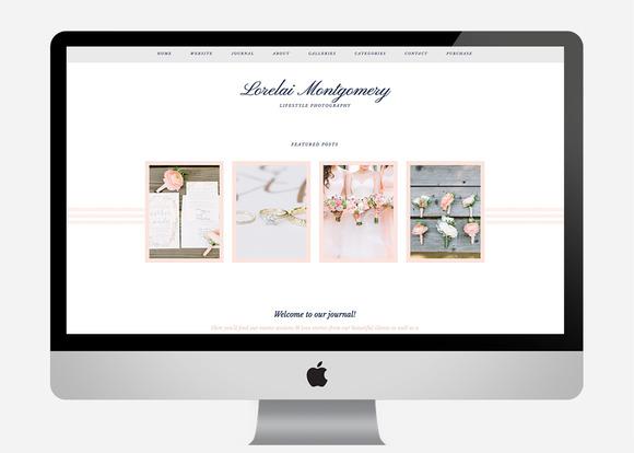 Lorelai ProPhoto Blogsite