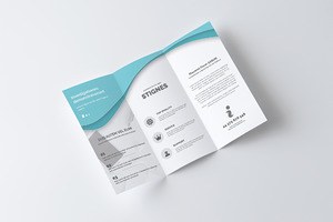 Multipurpose Business TriFold