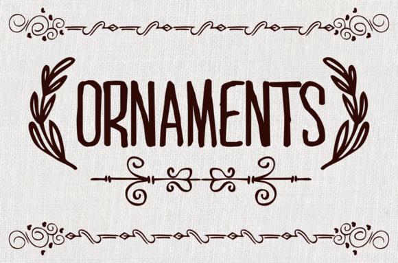 54 Ornaments