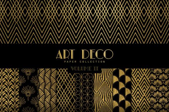 Art Deco Essays