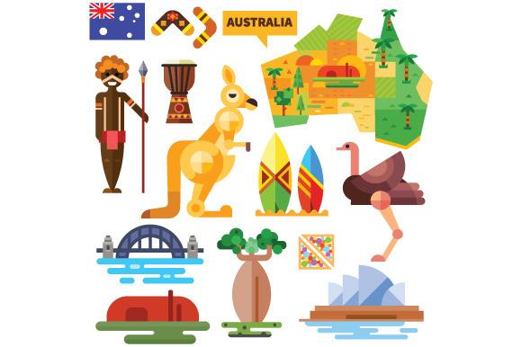 Australian National Symbols