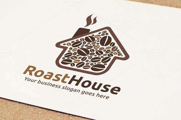 Coffee Roast House Logo