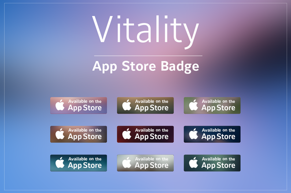 Available On The App Store Badge
