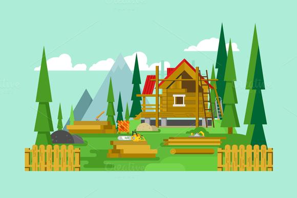 Cottage Construction