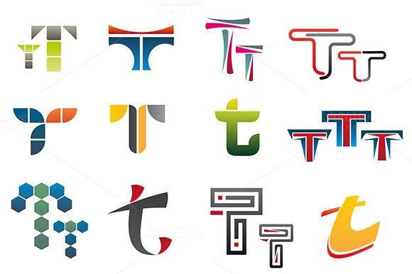 Symbols Of Letter T