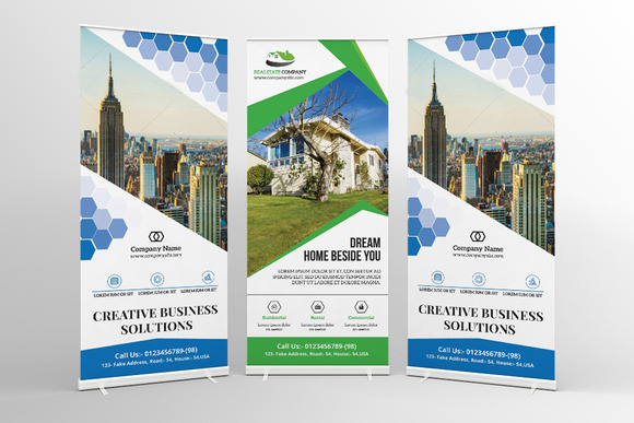 RealEstate & Corporate rollup