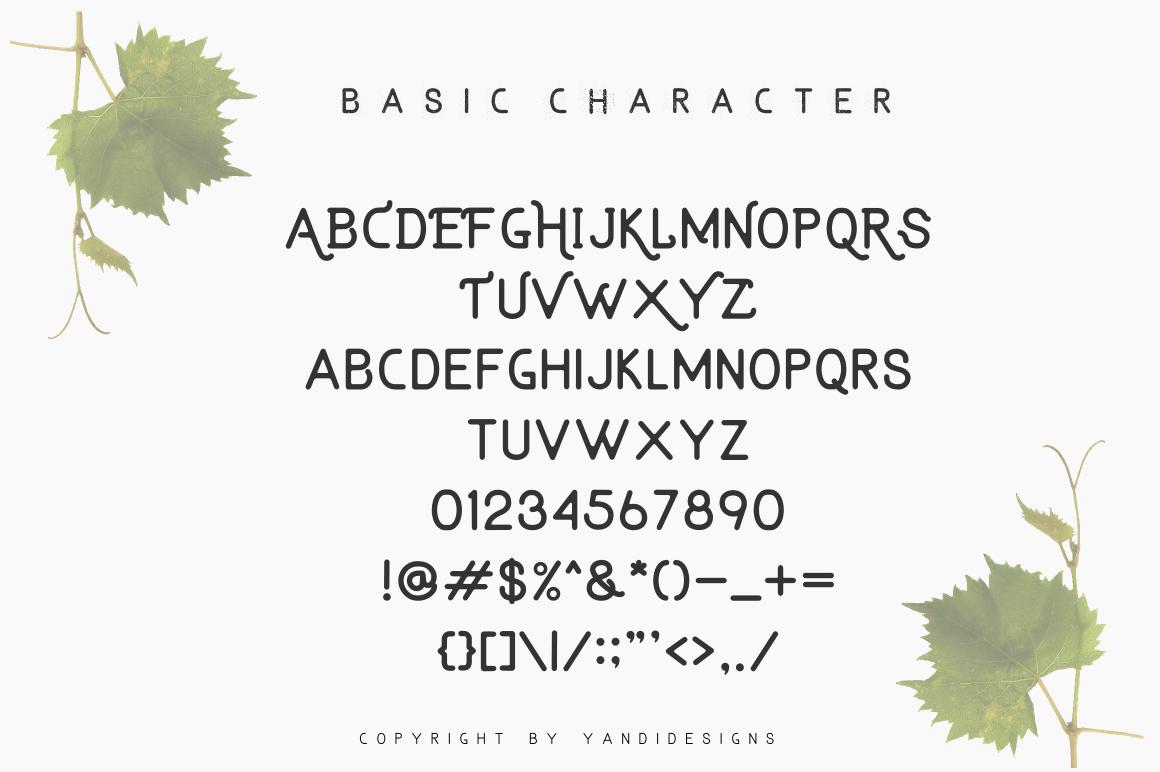 aruna typeface