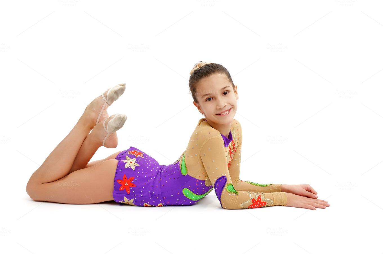 Фото модель гимнастки 4 фотография