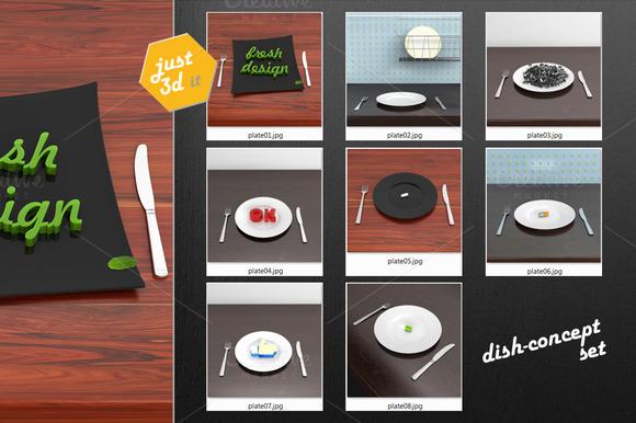 Dish Concept