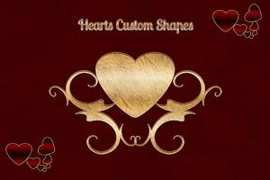 Heart Custom Shapes