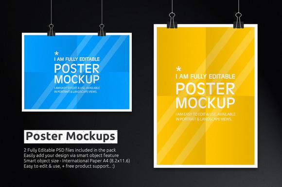 Poster Mockups V1