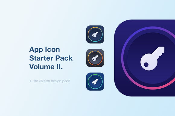 App Icon Starter Pack Volume II
