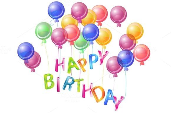 Happy Birthday Bright Cards