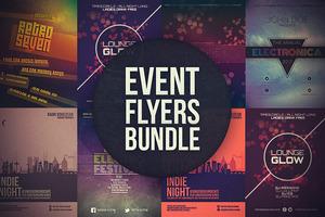 Event Flyers Bundle
