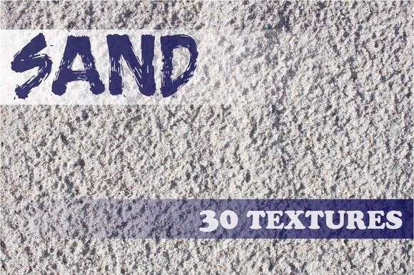 Sand 30 Textures