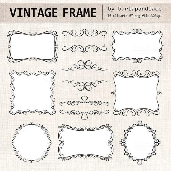 Hand Draw Frames