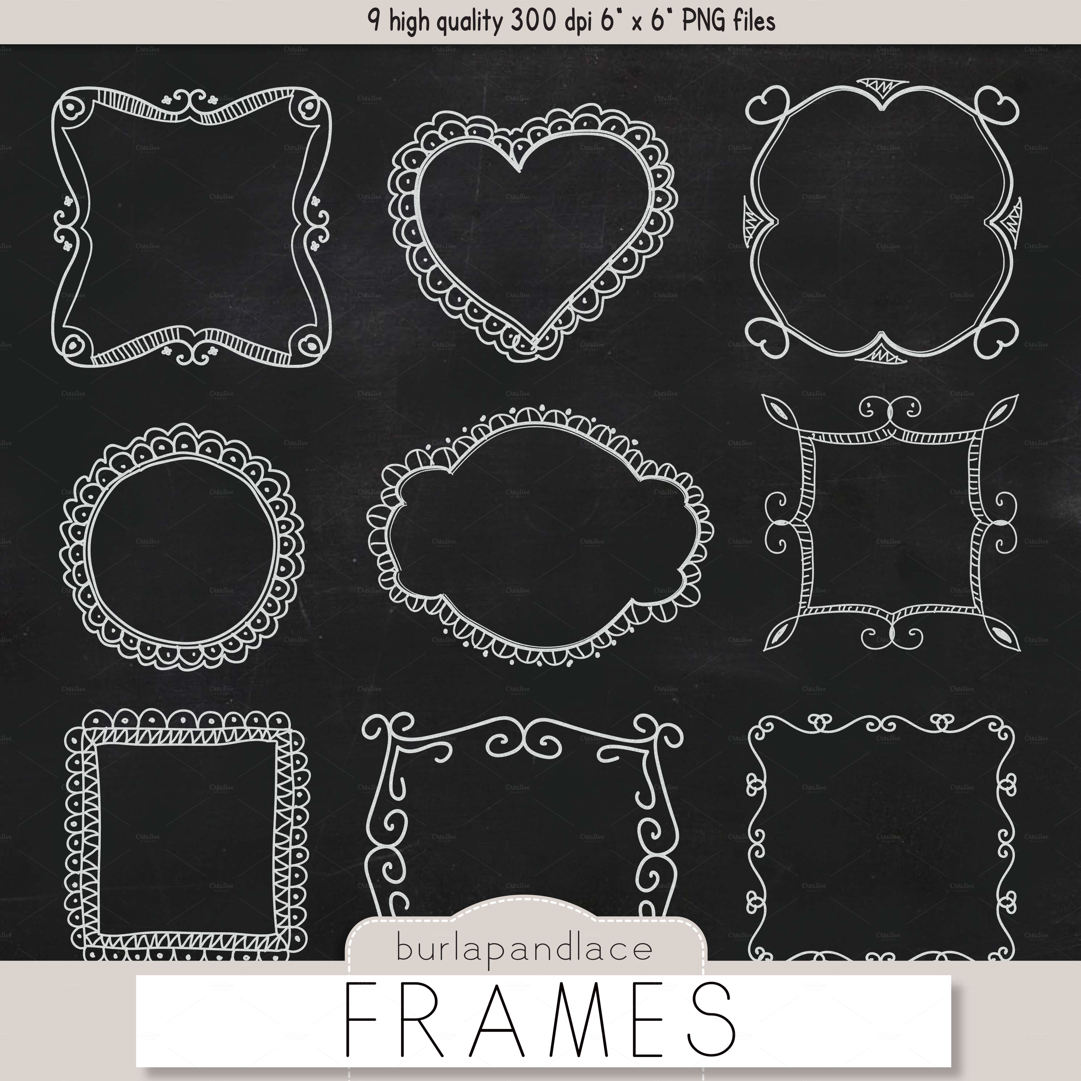 how to draw a picture frame