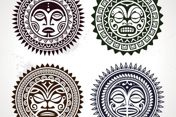 Simple Maori Tattoo Template Designs » Designtube